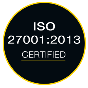 ISO 27001_2013 Label