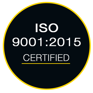 ISO 9001_2015 Label