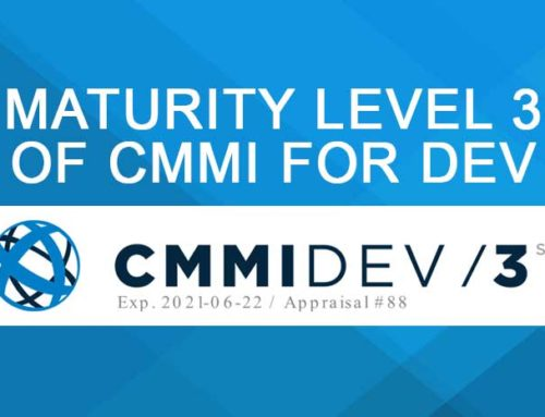 Ducen appraised at Maturity Level 3 for CMMI V1.3