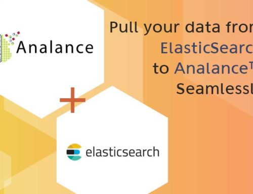 Pull your data from ElasticSearch to Analance™ seamlessly