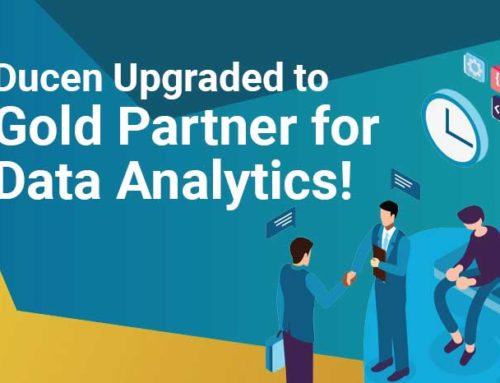Ducen is now a Microsoft Gold Partner for Data Analytics