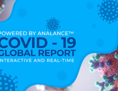 Ducen launches its first interactive, real-time dashboard on Analance™ to visualize the impact of COVID-19