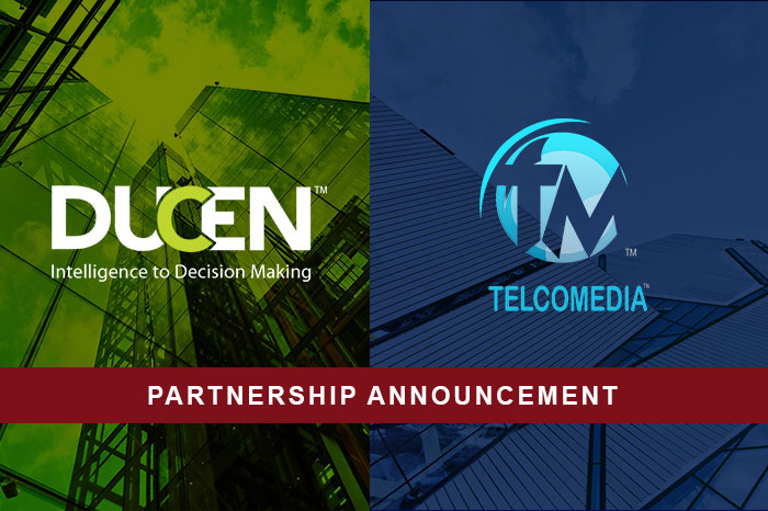 Ducen and TelcoMedia Partnership Announcement