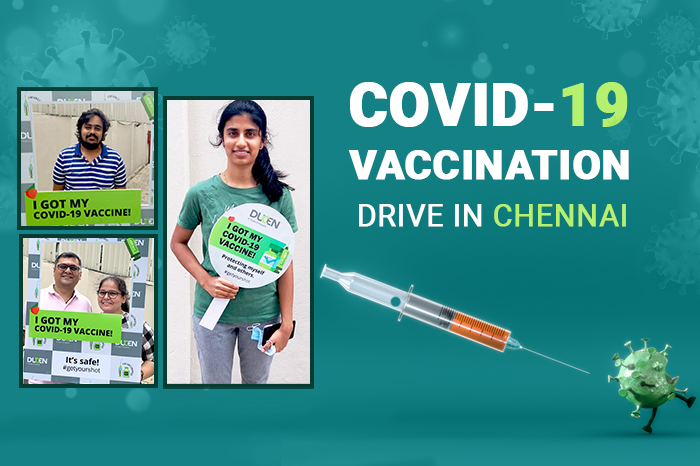 Ducen India rolls out COVID-19 Vaccination Drive