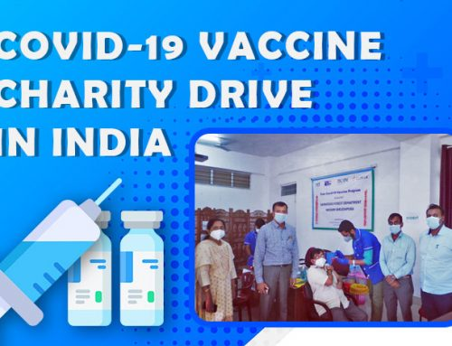 Ducen extends supports for Charity Vaccination Drive in India